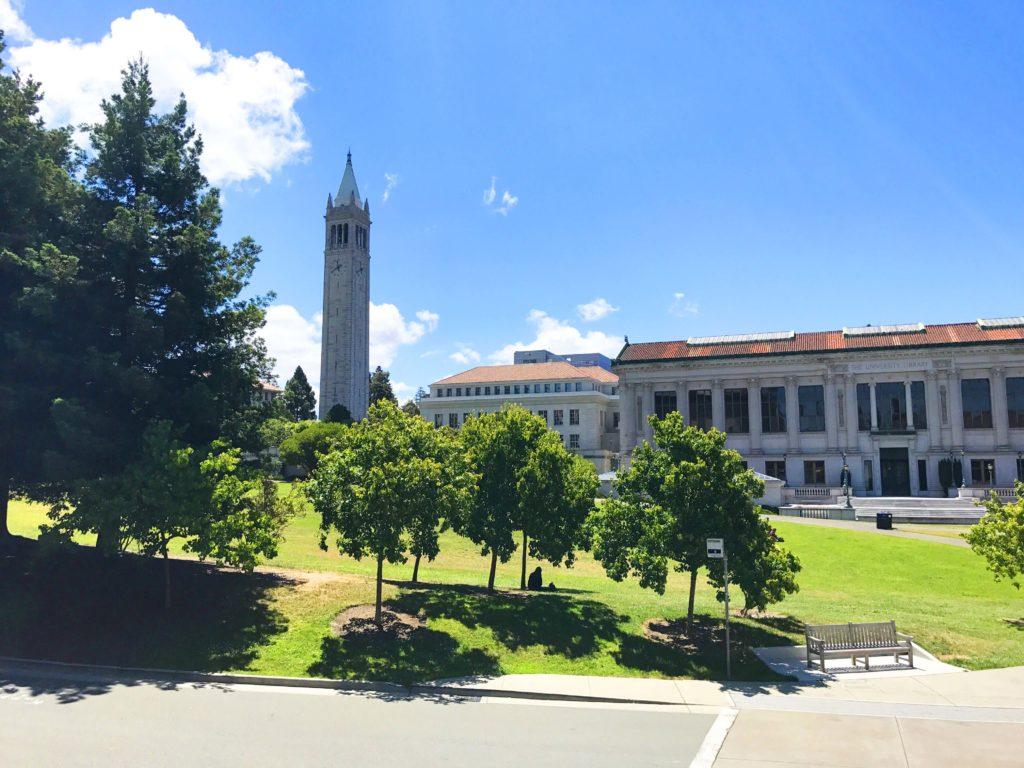 バークレー 校 大学 カリフォルニア