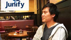 【創業メンバーは超豪華!?】Junifyで働く28歳の若き奇才CTO浜田卓さん