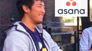 """【東大からハーバード!?】プロジェクト管理ツールを提供する""""asana""""で働くソフトウェアエンジニア山田寛久さん"""